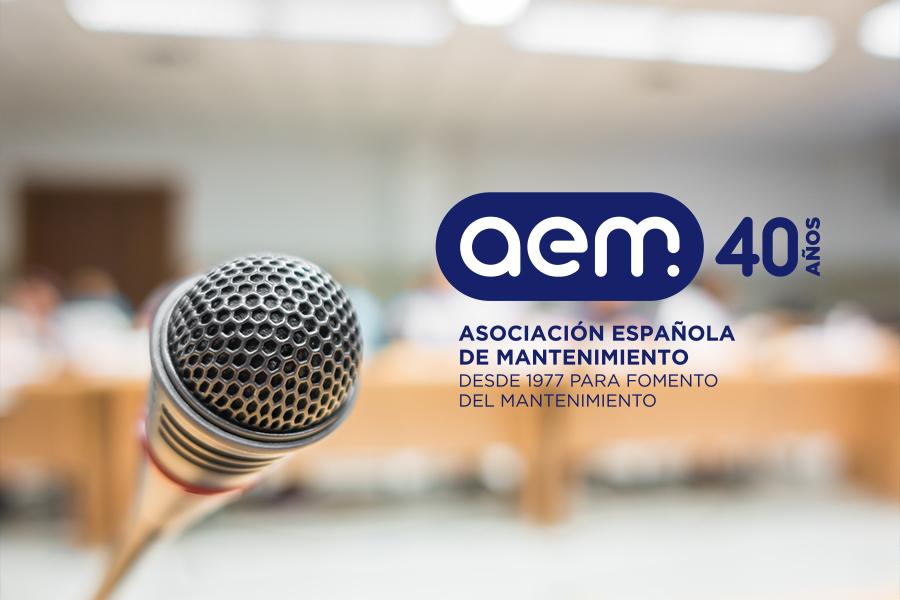 PRESENTACIÓN DEL PROGRAMA DE JORNADAS TÉCNICAS Y FOROS AEM EJERCICIO 2018.