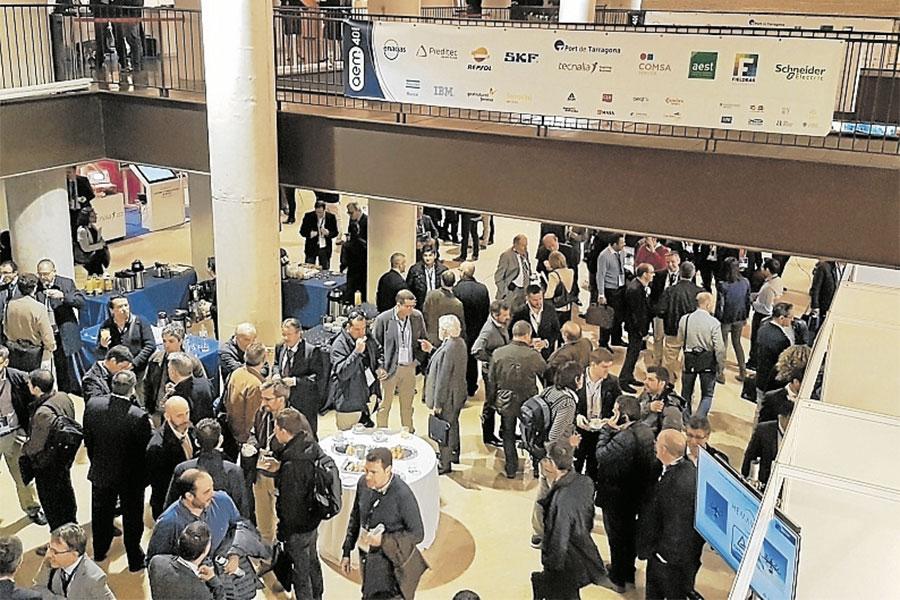 Récord de asistencia en el VI Congreso Español de Mantenimiento en Tarragona